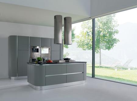 Cucina moderna gourmet di chateau d 39 ax spa - Febal cucine spa ...
