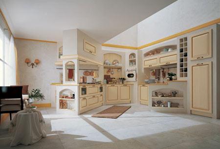 Cucine classiche in legno massello schede immagi - Zaccariotto cucine catalogo ...