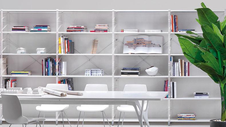 Librerie da ufficio latest tante novit per gli scaffali for Accessori per ufficio design