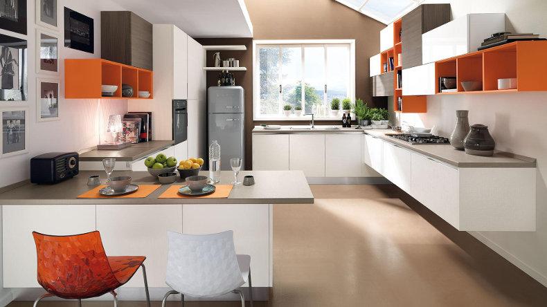 Essenza Lube cucina moderna: foto e prezzi