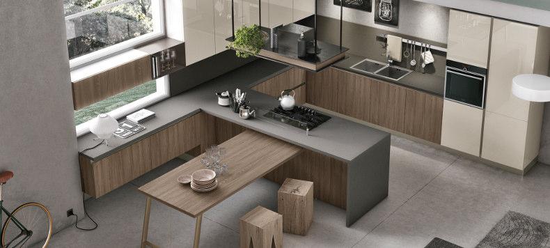 Cucina infinity stosa cucina moderne stosa - Cucine stosa prezzi ...
