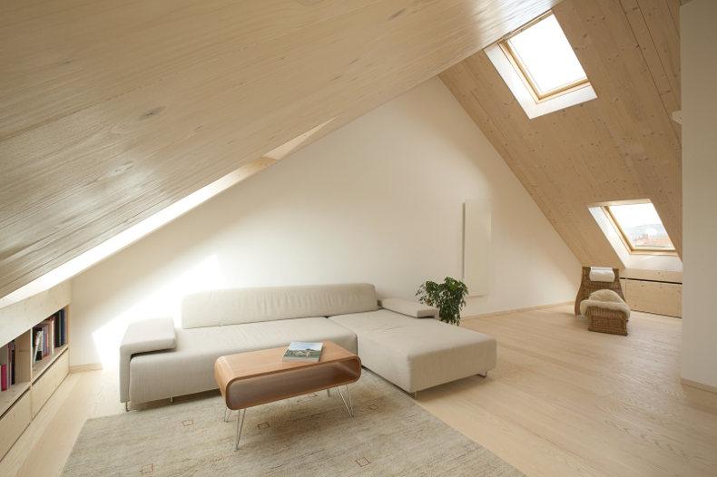 Arredare una mansarda with arredare una mansarda for Arredare gli interni di una casa